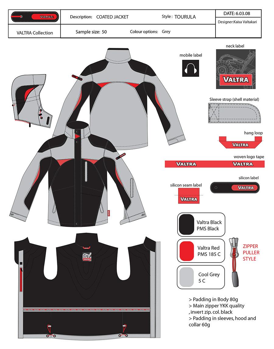 Tourula-Jacket